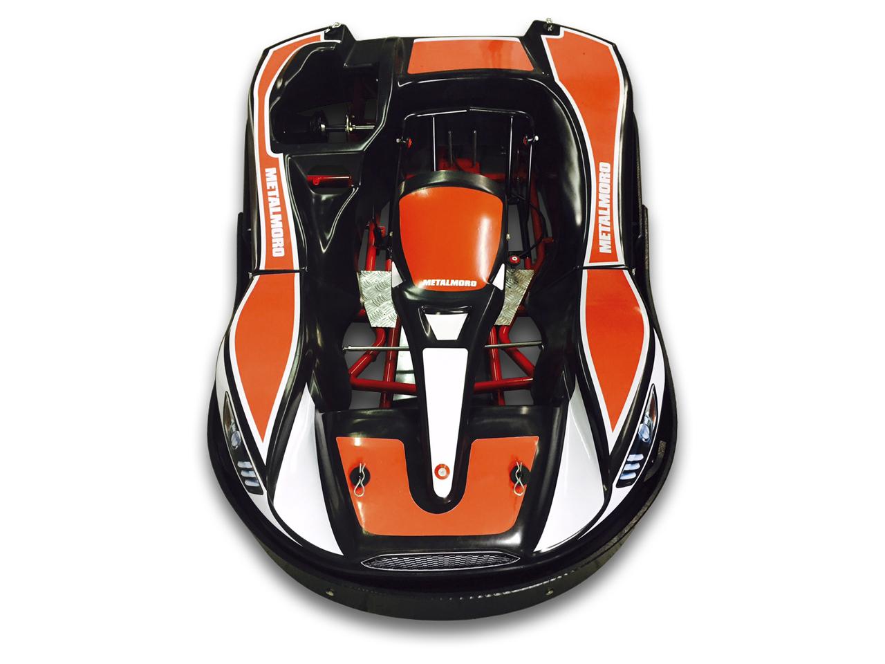 Kart Indoor Carenado
