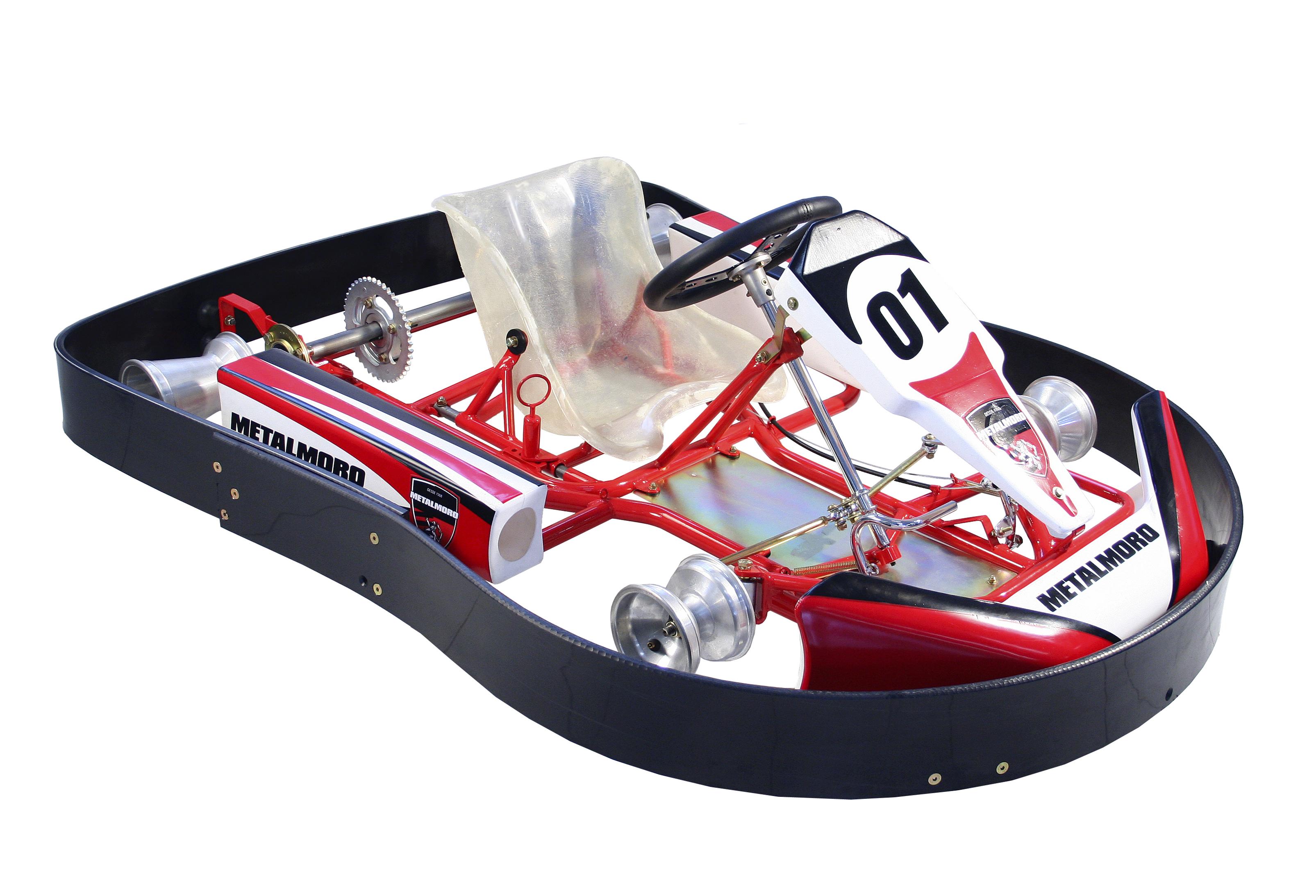 Kart Indoor Junior